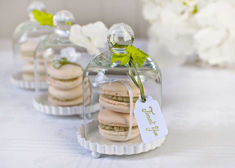 Macaron favours by The Chipping Norton Tea Set