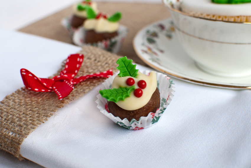 Christmas favours by The Chipping Norton Tea Set