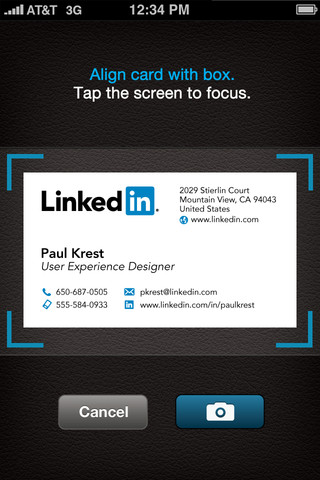Best business card ocr app for the iphone insights for success the below image shows the main app interface on the top you see images of scanned cards waiting to be transcribed and below you see all the contact you reheart Gallery