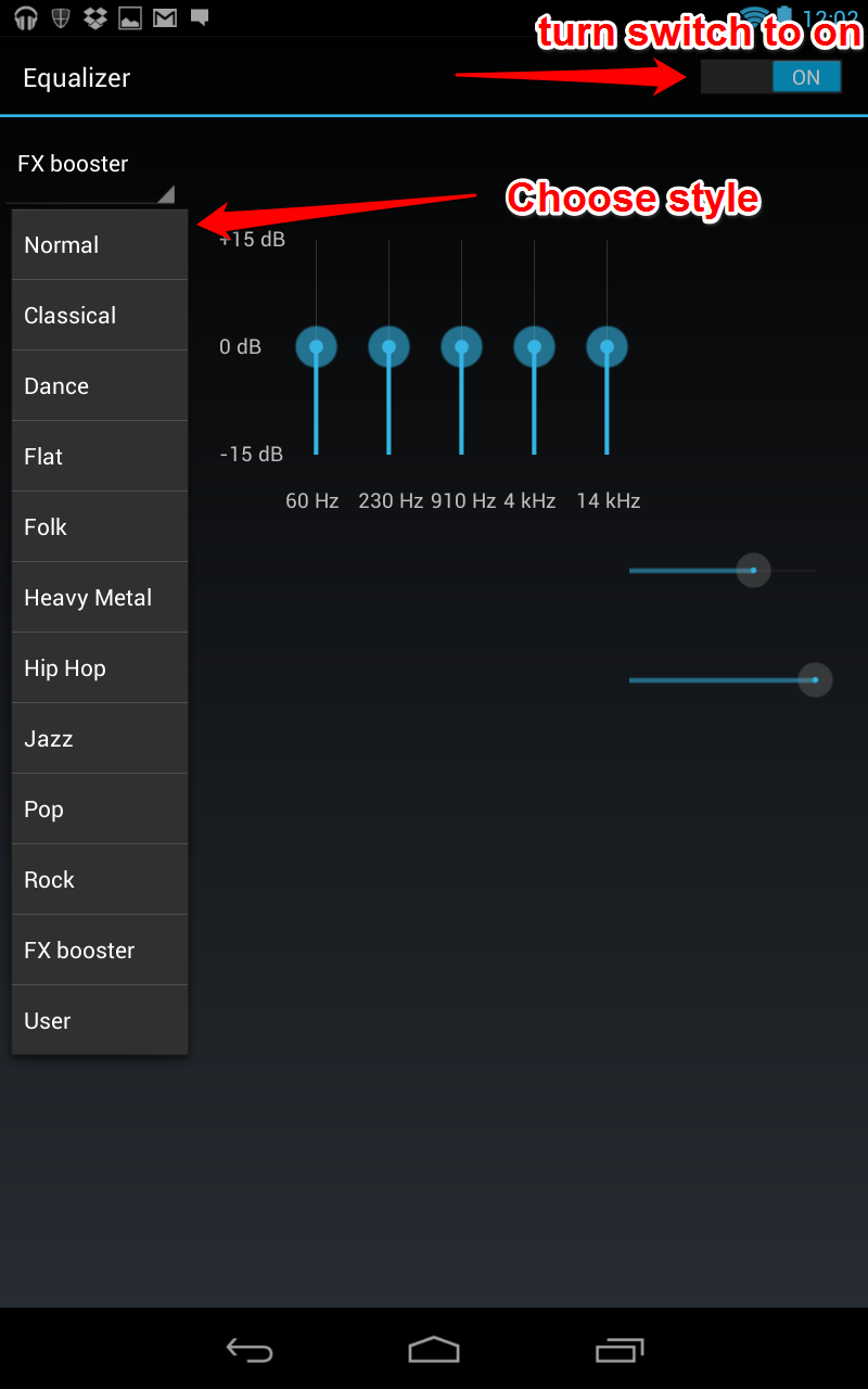 Built in Equalizer in Android — Insights For Success