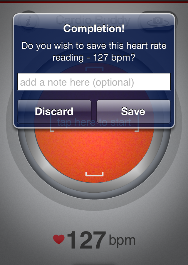Review of heart rate measurement apps on IOS — Insights For Success