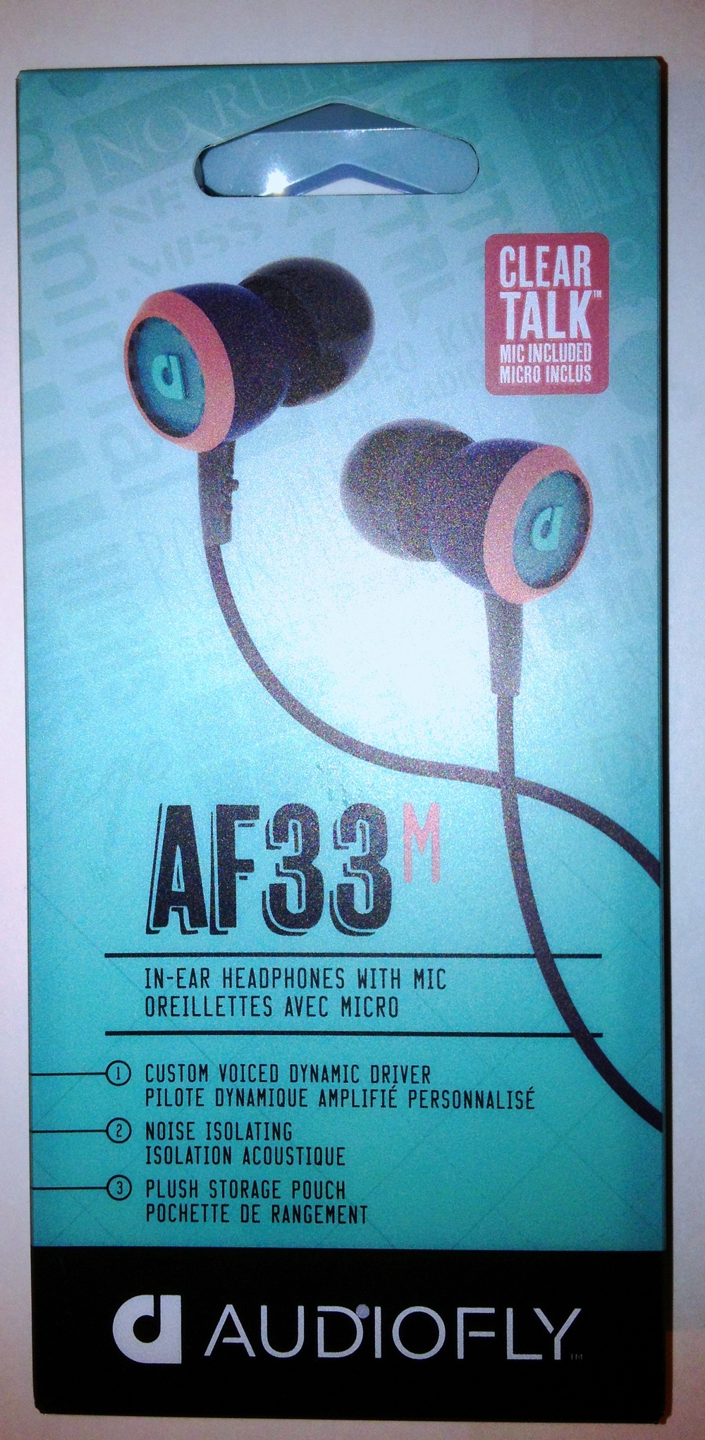 Audiofly Af 33 In Ear Headphones Review Insights For Success Isolation Audio Having On Volume Control Wiring Pictures Edward Kiledjiantechnologyearphones