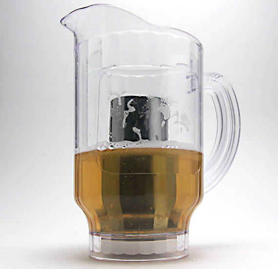 Ice Core Pitcher for Beer