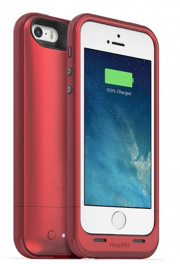Mophie Juice pack Plus 2100 MmAh battery pack for iPhone 5