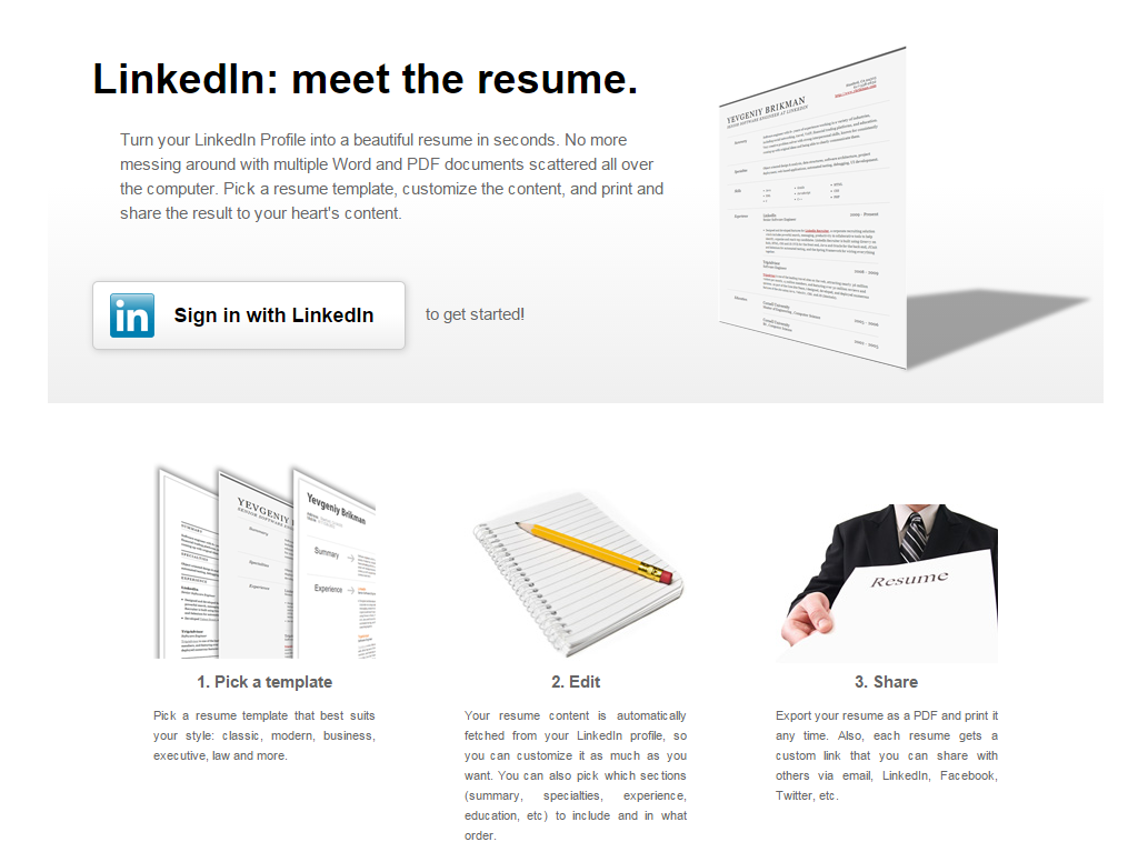 linkedin tip 6 convert your linkedin profile to a professional
