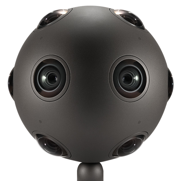 Nokia Ozo. Photo courtesy of Nokia.