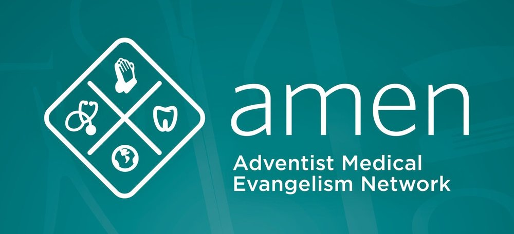 Adventist Medical Evangelism Network - Mission: To motivate, train, and equip Seventh-day Adventist physicians and dentists to team with pastors and members, uniting the church to restore Christ's ministry of healing to the world, hastening His return.