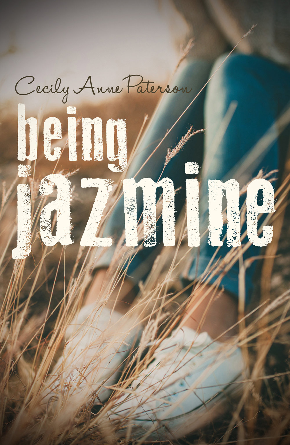 cover Being jazmine.jpg