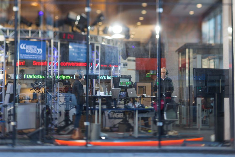 WGBH Live on Boylston Street