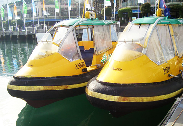 Water taxis (Sydney)