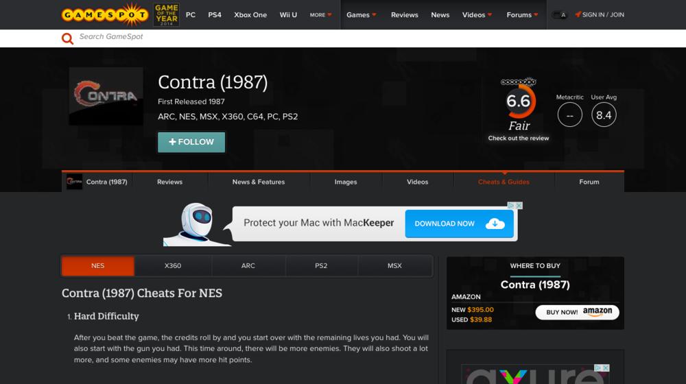 Contra_(1987)_Cheats_-_GameSpot_-_2015-01-04_18.21.30.png