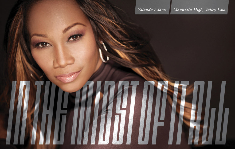 © Helpful Creative  Sources:  Yolanda Adams  +  Wikipedia