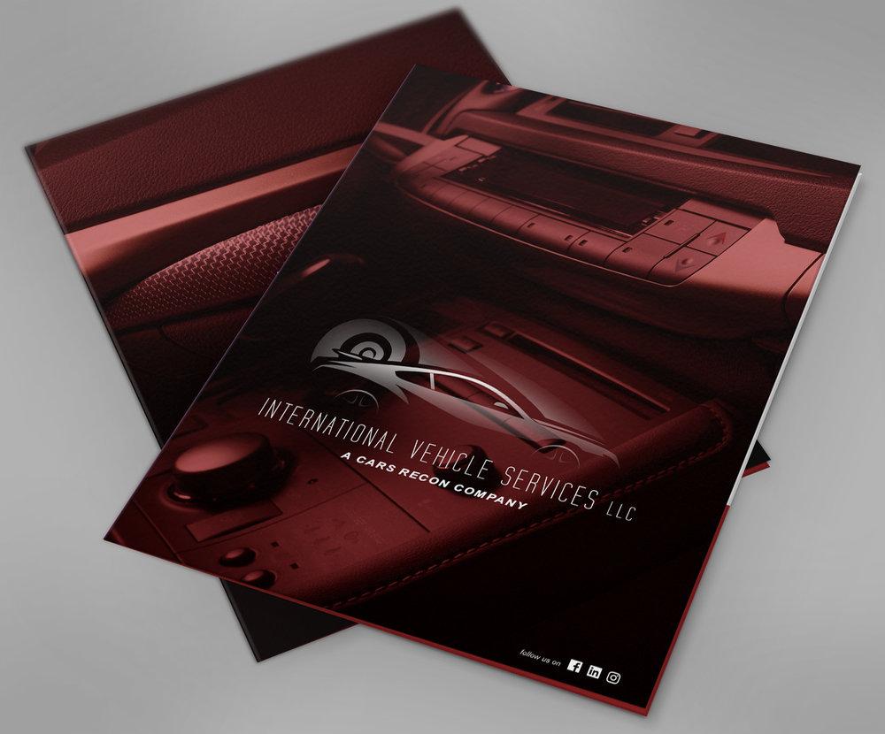 Trade Show Folder