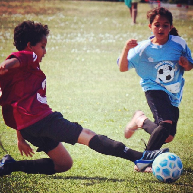 There's always someone willing to work harder - make that someone be you. #football #footy #soccer #motivation #yeg