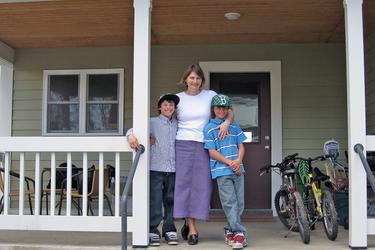 Residents of Sylvan Woods, Stowe