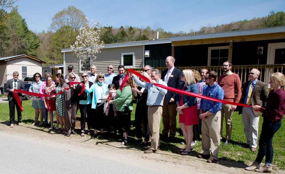 Lamoille Housing Partnership Completes $2.6 Million Affordable Housing Project in Hardwick | Vermont Biz Magazine