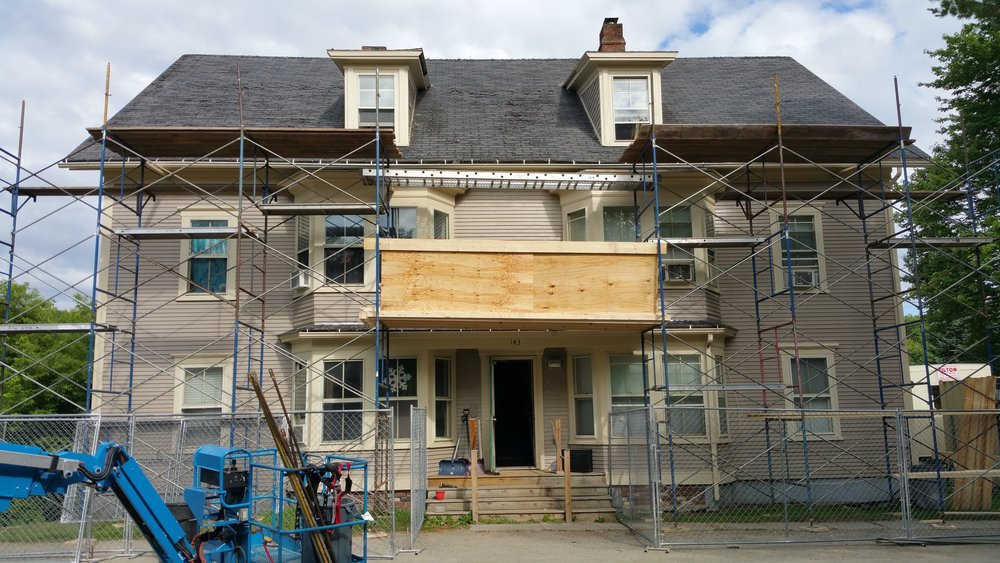 Lamoille Housing Partnership begins $2 million Hardwick rehab project