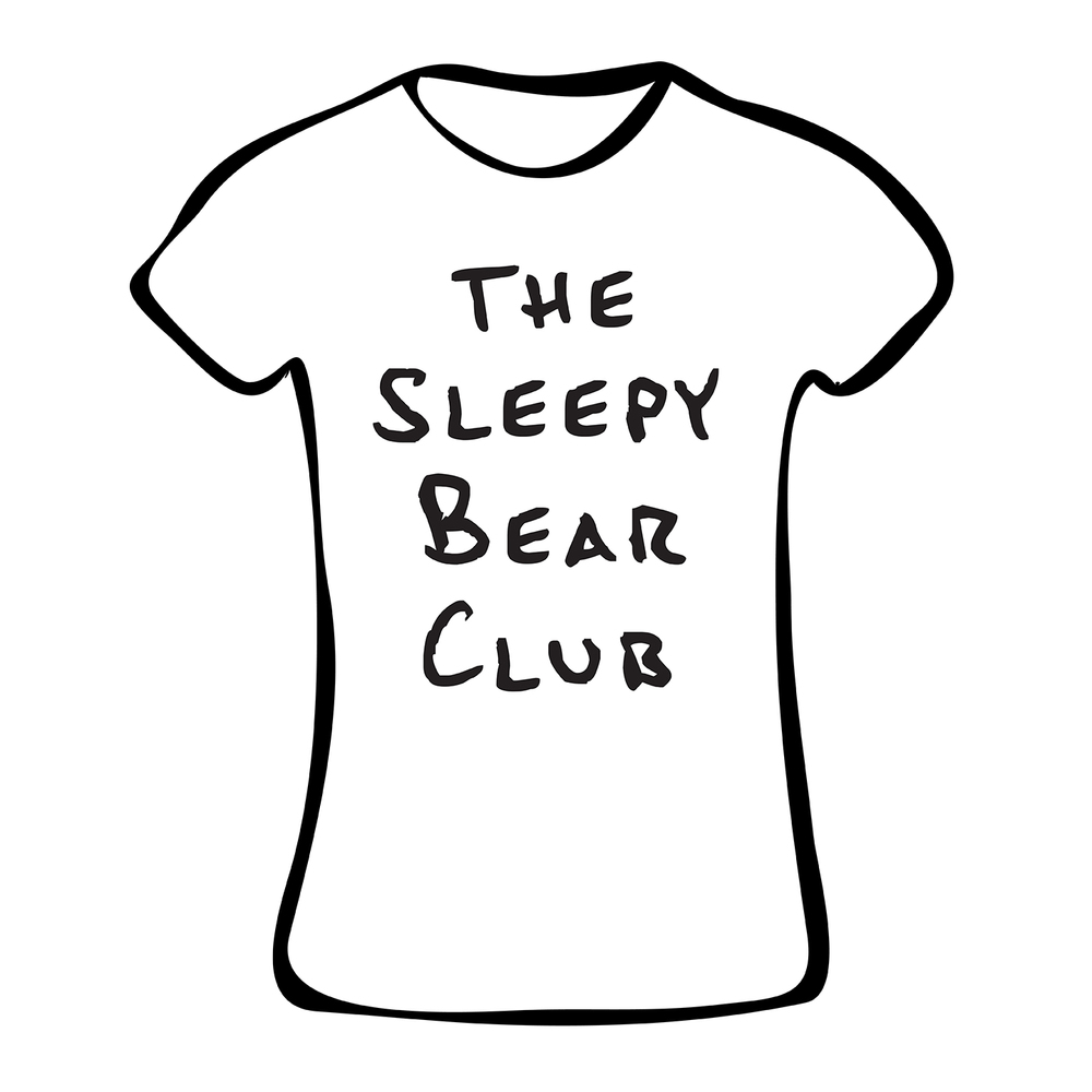 The Sleepy Bear Club Shirt
