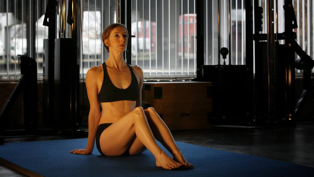 Jennifer Grantham at GymStudio