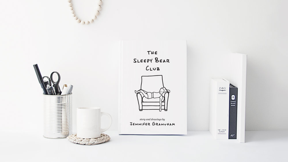 The Sleepy Bear Club by Jennifer Grantham