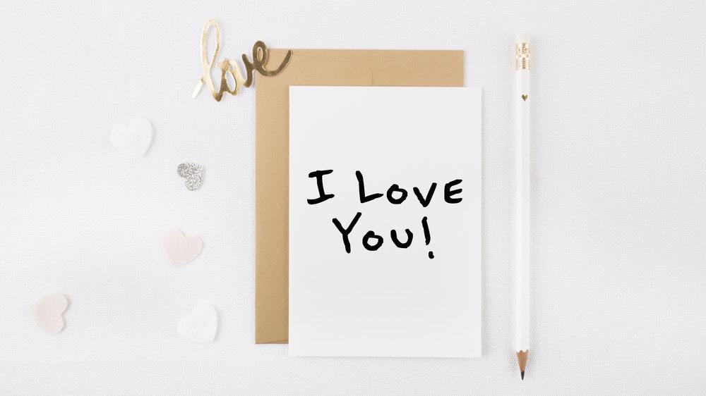 I Love You! by Jennifer Grantham