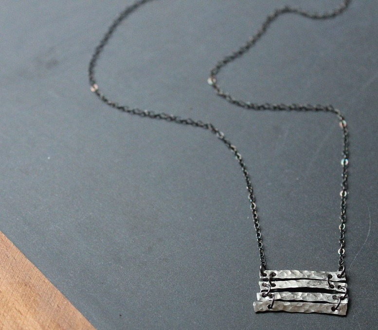 apartment necklace