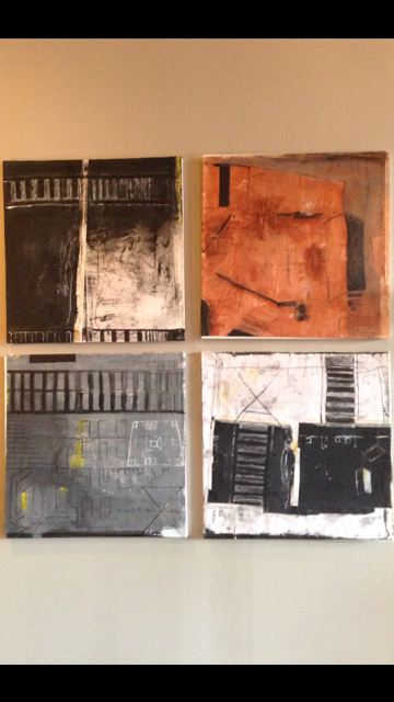 paintings by Pauline Decarmo