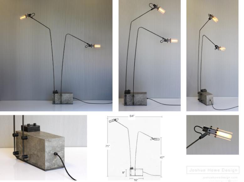 Alar Floor Lamp.