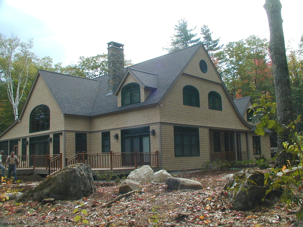 Shingle Style Great Cottage