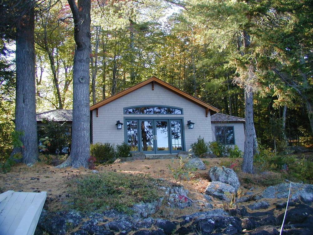 Kaun Lakefront Cottage