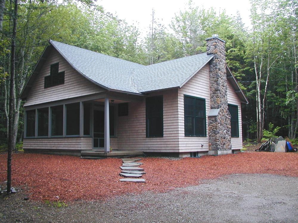 Pemaquid Cottage