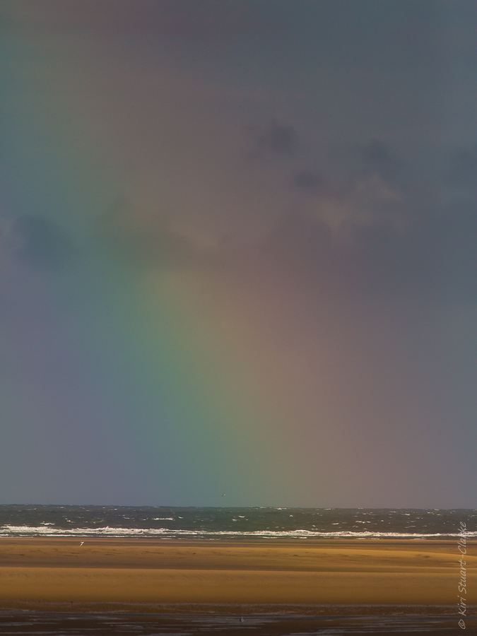 Rainbow at Wells