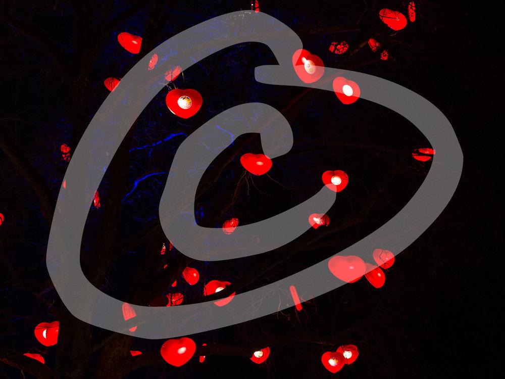 Copyright symbol - © Kiri Stuart-Clarke
