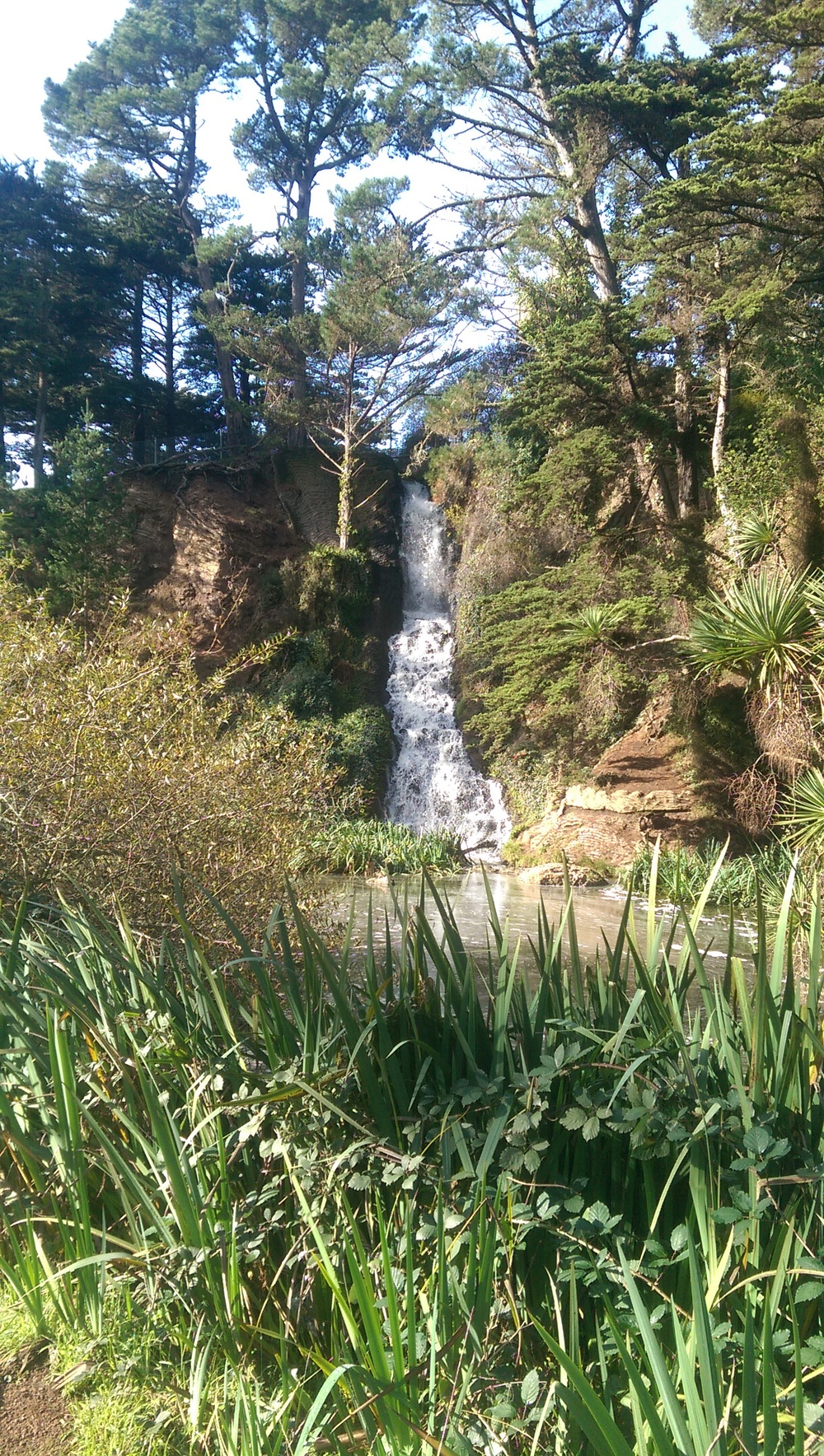 Fancy Waterfall