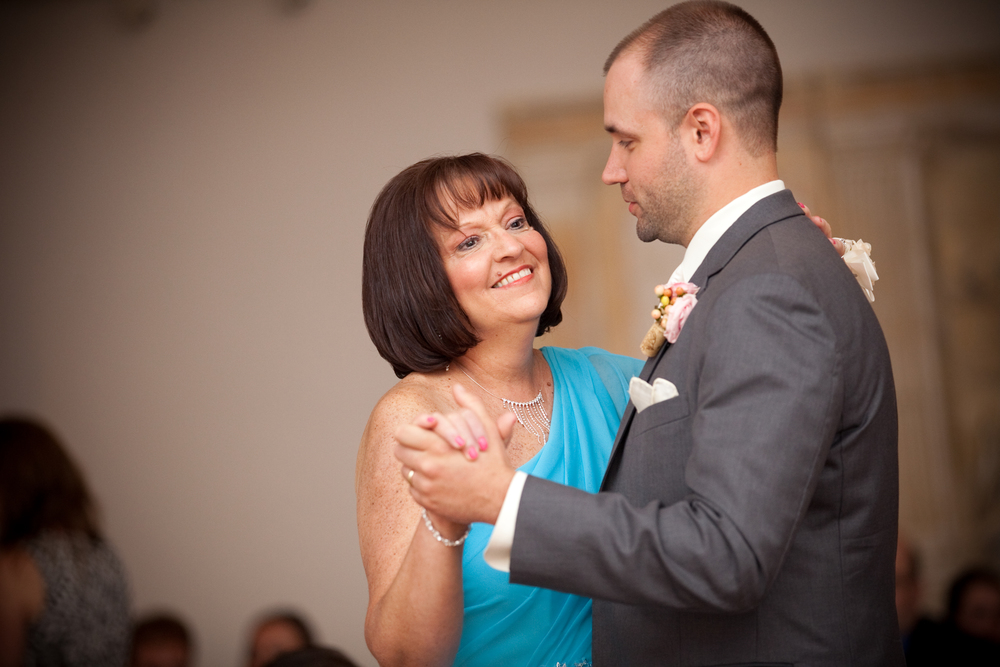Mother-Son dance (I just love this picture!)