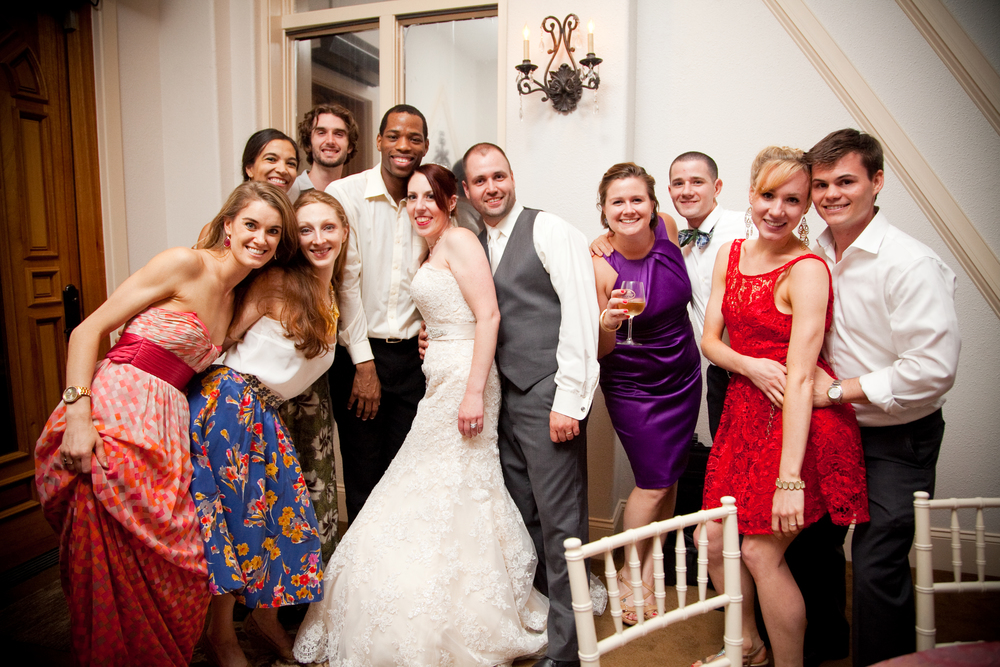My Richmond Ballet family…I just love these people!
