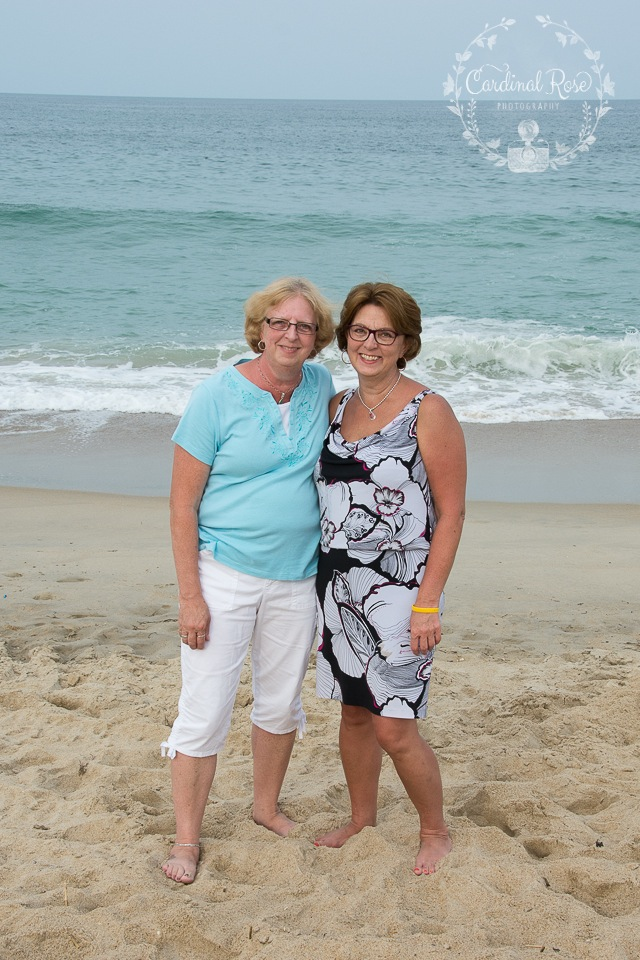 My momma and her sister :)