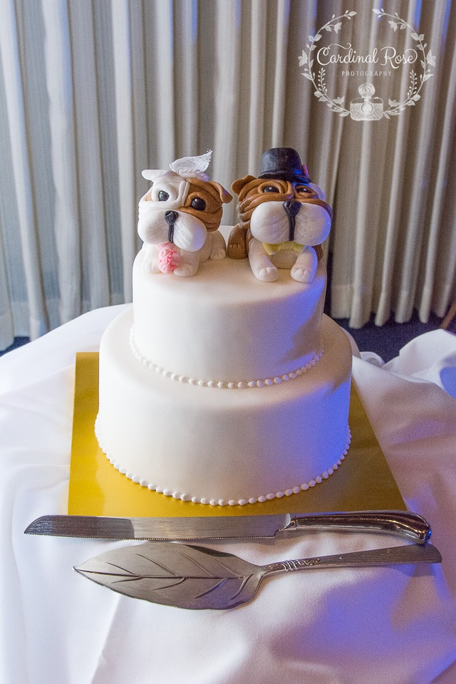 The cake was adorable!