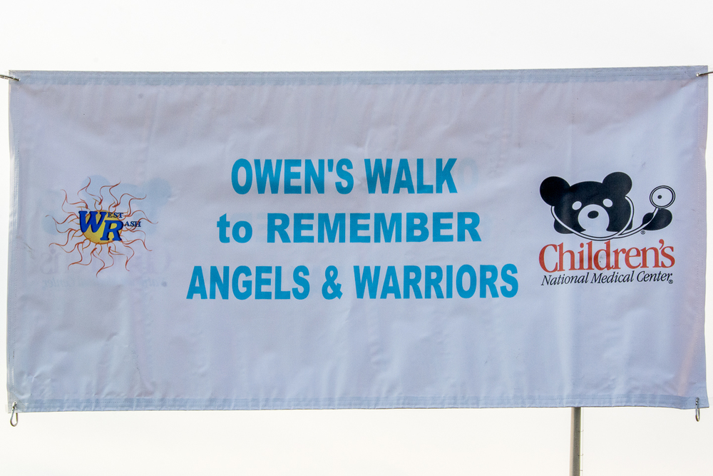 3rd Annual Owen's Walk to Remember Angels & Warriors