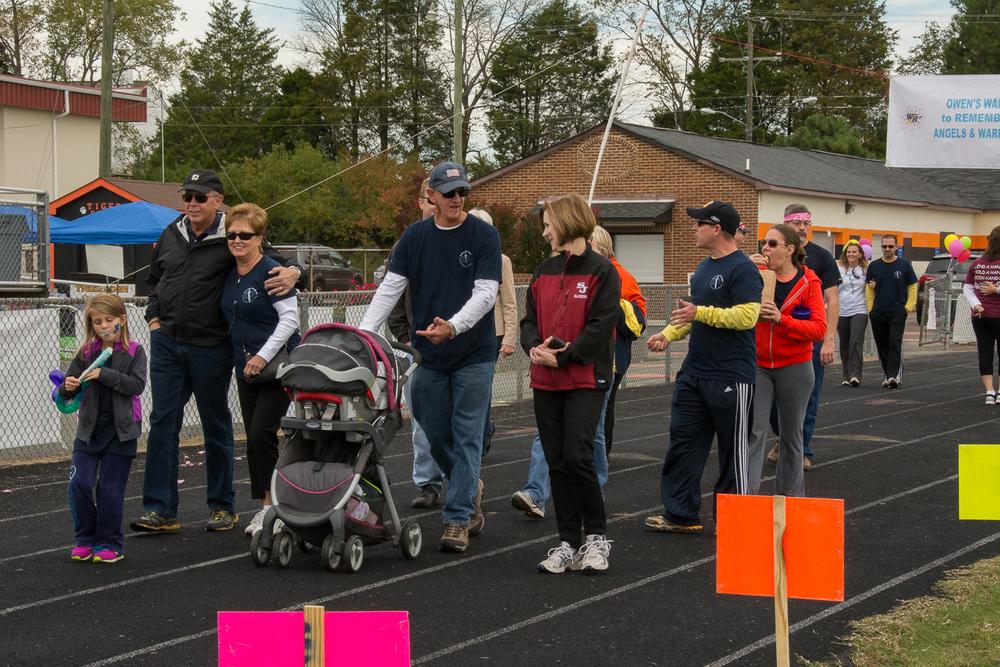 3rd annual walk for pediatric cancer