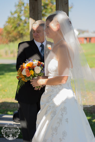Maryland wedding, Maryland wedding photographer, Outdoor wedding, October wedding