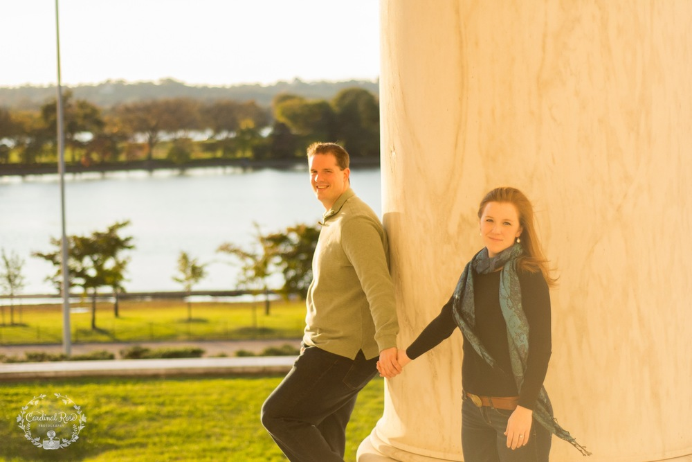 DC engagement, DC photographer, DC couple,