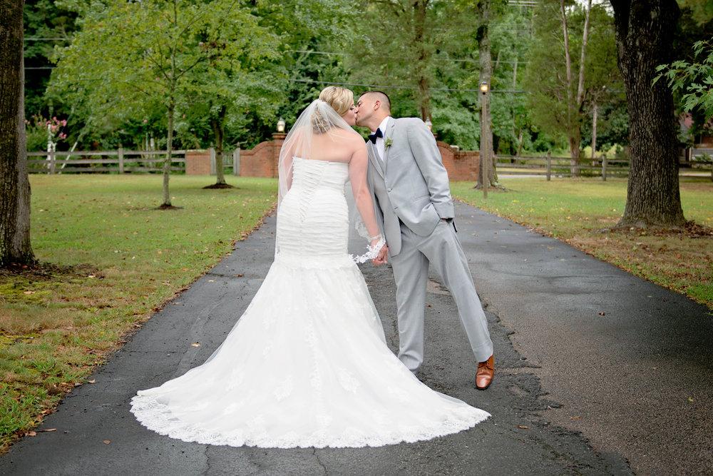 Richmond, Virginia Wedding Bride and Groom