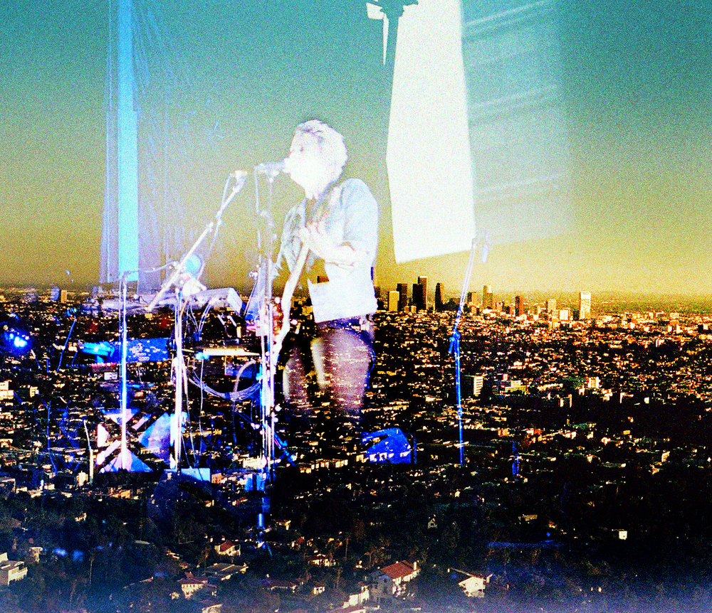 Cat Power  35mm Double Exposure amandabjornphotography