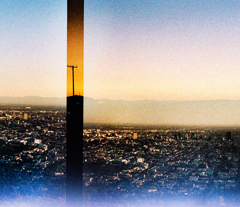 Sprawl  35mm Double Exposure amandabjornphotography