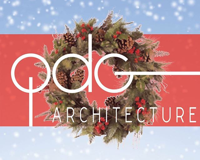 Wishing everyone a happy holiday season and a happy new year! #HappyHolidays #HappyNewYear #Goodbye2018 #Hello2019 #qdgarchitecture