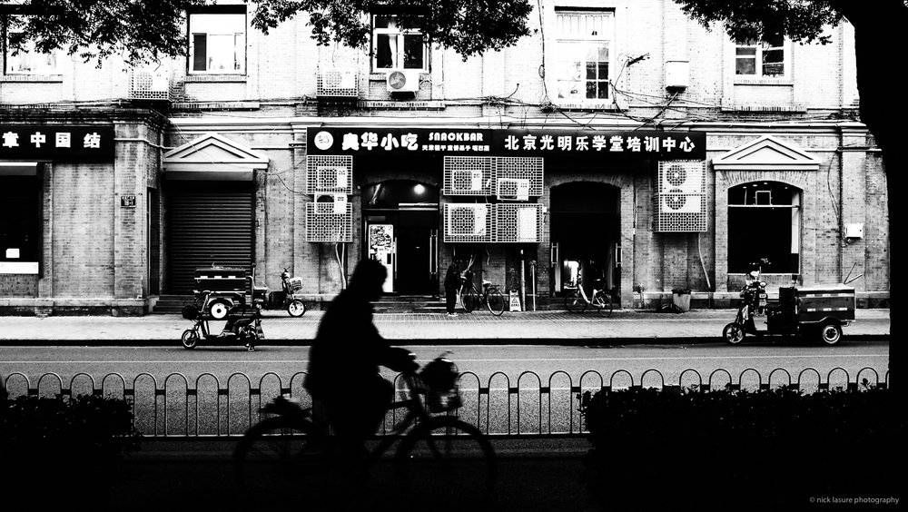 Getting lost on the side & back streets offer a relaxed version of Beijing | Fuji X100T