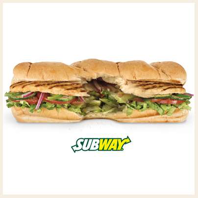 How do you eat your sub?