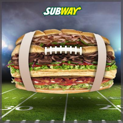 Superbowl super sub!