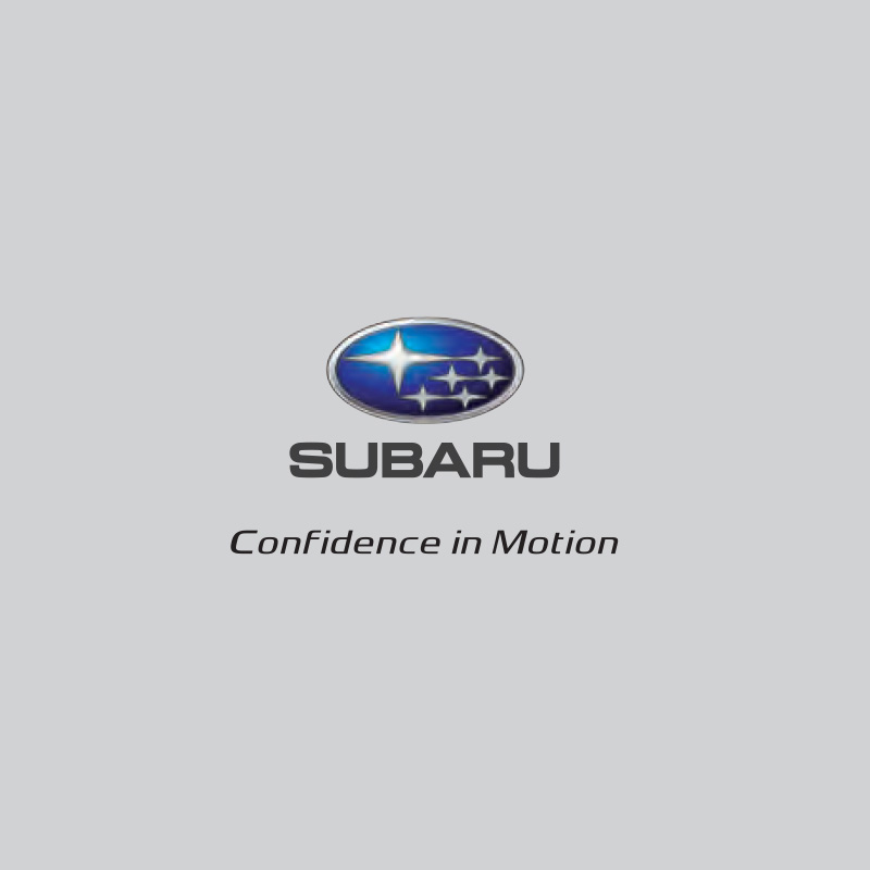 Subaru Tablet Application Design